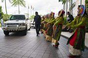 Далай-лама прибыл в Бангалор