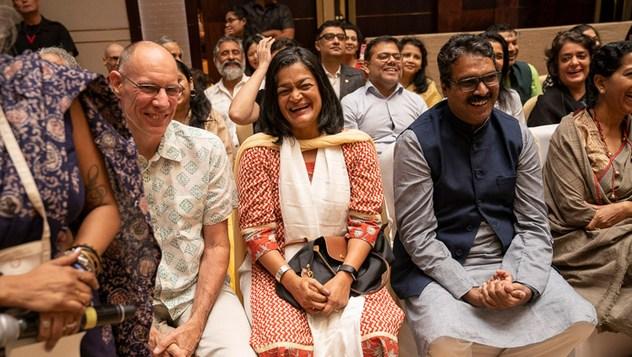 Видяалокийн олон нийтэд хийсэн яриа – Эртний Энэтхэгийн билиг ухаан ба орчин үе