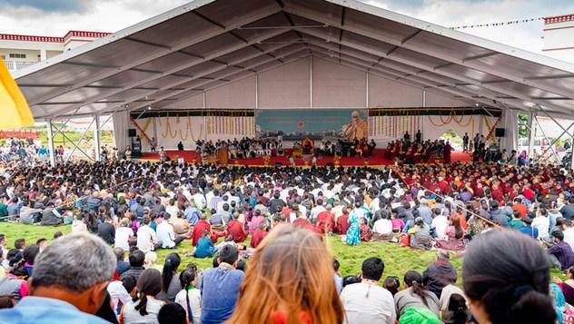 Далай Ламын нэрэмжит институтэд зочлов