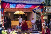 Дээрхийн Гэгээнтэн Далай Ламын Ладак дахь айлчлалын сүүлийн өдөр